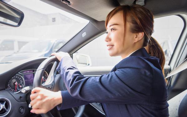 女性ドライバー大募集!